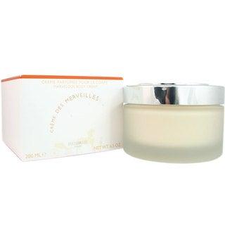 Hermes Creme Des Merveilles Women's 6.5-ounce Body Cream