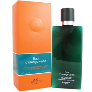 Hermes Eau D'Orange Verte Men's 6.5-ounce Body Lotion