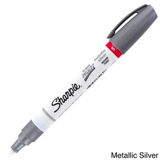 Sharpie Oil-based Paint Marker (Assorted Colors) (Option: Metallic Silver)
