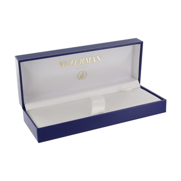 Waterman Empty Presentation Blue Pen/ Pencil Gift Box