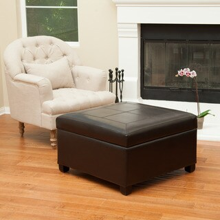 Henry Storage Ottoman by Christopher Knight Home