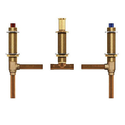 Moen 4792 Adjustable Two Handle Roman Tub Valve with 1/2-inch CC Connection