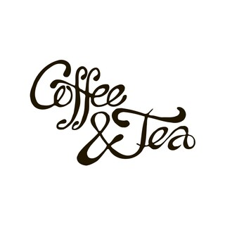 Coffee and Tea Quote Vinyl Wall Decal