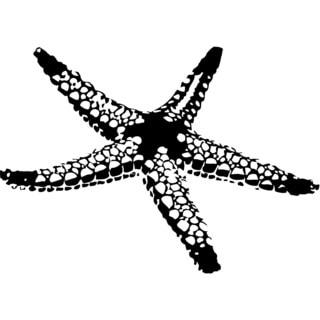 Star Fish Vinyl Wall Decal