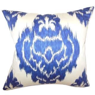 Icerish Navy Ikat Feature Filled Throw Pillow https://ak1.ostkcdn.com/images/products/9091312/Icerish-Navy-Ikat-Feature-Filled-18-inch-Throw-Pillow-P16280453.jpg?impolicy=medium