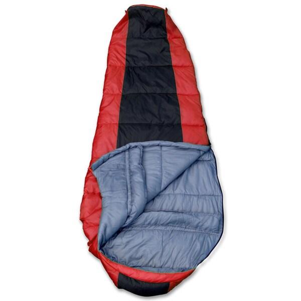 Gigatent Red Forrest Mummy Sleeping Bag