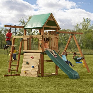 Swing-N-Slide Trekker Swing Set Kit