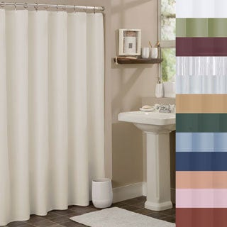 Shop Anti Mildew Vinyl Shower Curtain Liner