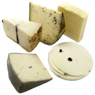 igourmet Truffle Cheese Assortment Sampler