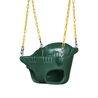Gorilla Playsets Heavy-Duty Toddler Bucket Swing