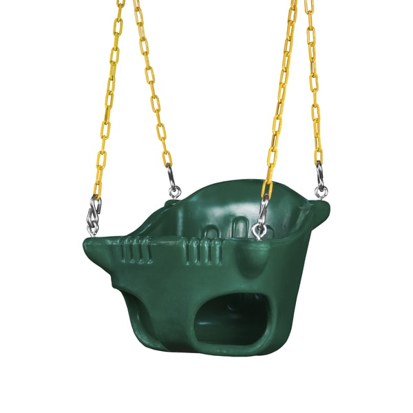 Gorilla Playsets Heavy-Duty Toddler Bucket Swing