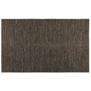 Uttermost Culver Rescued Leather Rug (5' x 8')