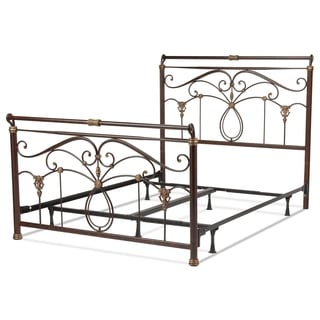 Lucinda Steel Bed