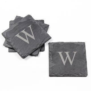 Personalized Slate Coasters (Set of 4) (More options available)