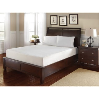 WHITE by Sarah Peyton 14-inch Queen-size Gel Convection Cooled Memory Foam Mattress