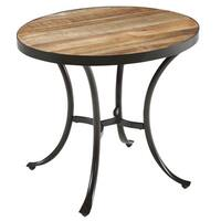 Emerald Home Berkely Reclaimed-Look Wood End Table