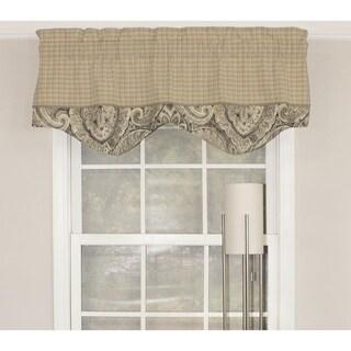 "RLF Home Sedona Blouson 50"" Window Valance"