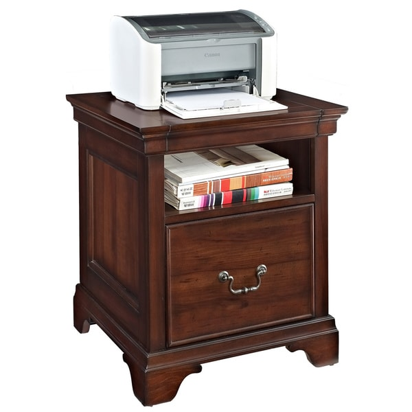 Beautiful Mulberry Deveraux Cherry Finish File/ Printer Stand