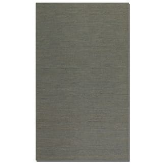 Uttermost Aruba Grey Jute Rug (5' x 8')