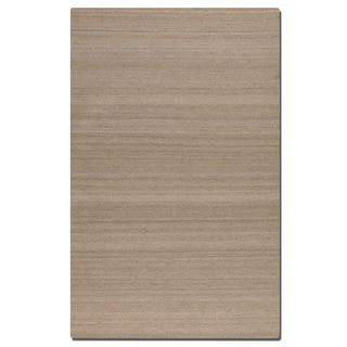 Uttermost Wellington Natural Undyed Wool Rug (5x8)