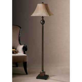 Uttermost Villaga Rustic Floor Lamp