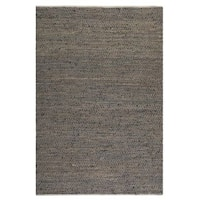 Uttermost Tobias Recycled Leather Rug