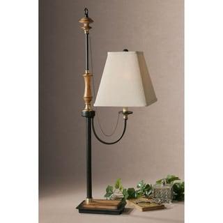 Uttermost Rubiera Lantern Style Chain Lamp