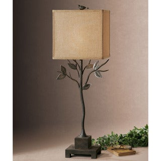 Uttermost Arbre Branch and Bird Lamp