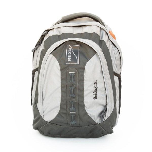 Backside BackStuff Cream/ Grey 28L Backpack