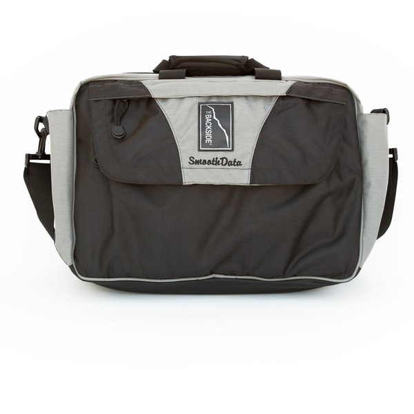 Backside SmoothData Black/ Grey Laptop Bag