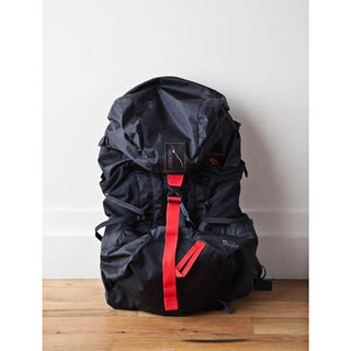 Backside Backsider Black on Black 30L Backpack