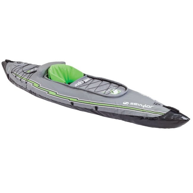 Coleman Sevylor K5 Quikpak 1-person Kayak, Green