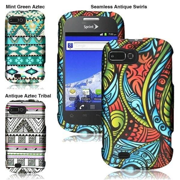 Shop INSTEN Hard Plastic Protective Rubberized Phone Case