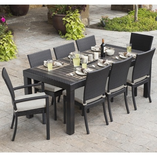 RST Brands Deco 9-piece Dining Set Patio Furniture