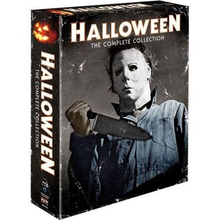 Halloween Complete Collection (Blu-ray Disc)