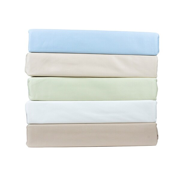 Designer Collection Cotton Sateen 400 Thread Count Sheet Set