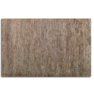Uttermost Mounia Rust Blue Hemp Rug (6' x 9')