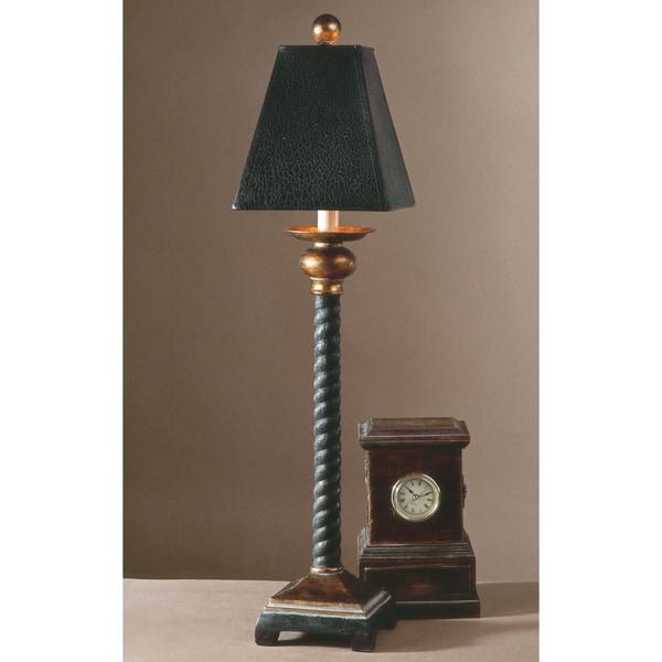 Uttermost Bellcord Resin Floor Lamp