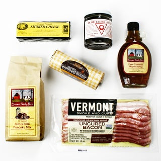 igourmet Vermont Breakfast Assortment
