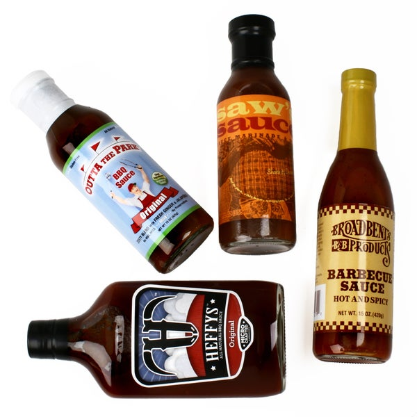 igourmet BBQ Regional Sauce Collection