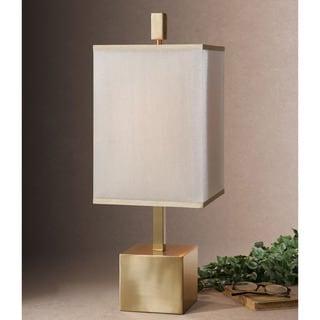 Uttermost Flannigan Metal Fabric Table Lamp