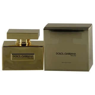 Dolce & Gabbana The One Gold 2014 Edition Women's 2.5-ounce Eau de Parfum Spray