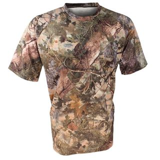 King's Camo Hunter Series Mountain Shadow Short Sleeve Camo Tee (4 options available)