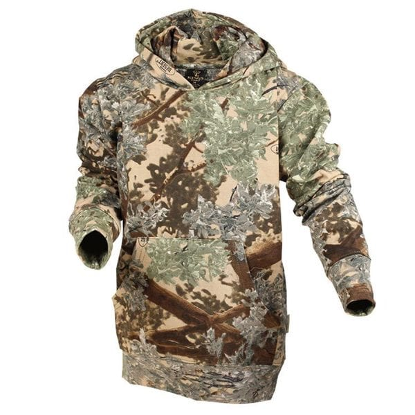 King's Camo Youth Cotton Hunting Hoodie