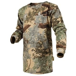King's Camo Youth Cotton Long Sleeve Hunting Tee