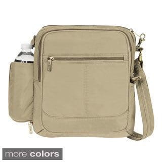 Anti-theft Signature N/S Shoulder Bag