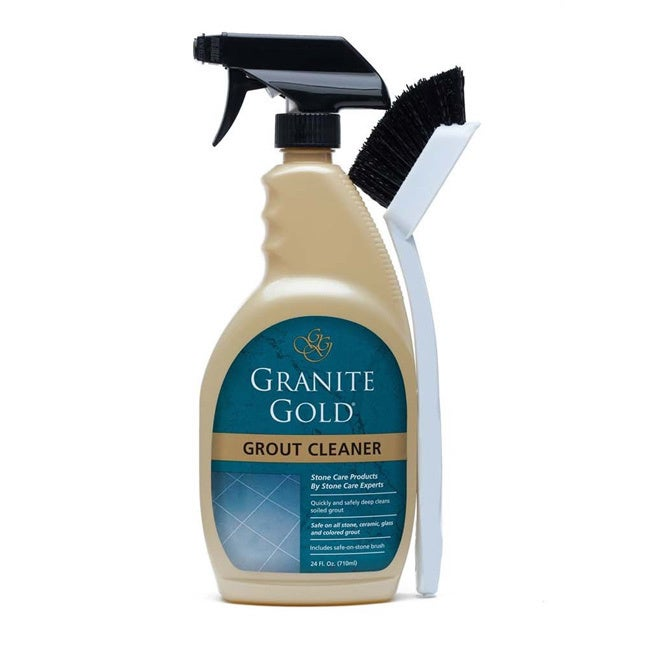 Granite Gold 24-ounce Grout Cleaner with Brush (Floor Cle...