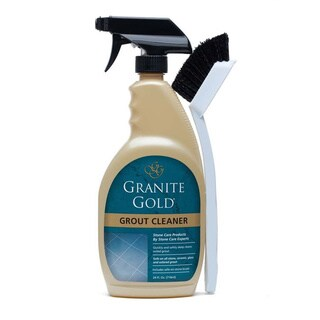 Granite Gold Inc 24-ounce Grout Cleaner with Brush