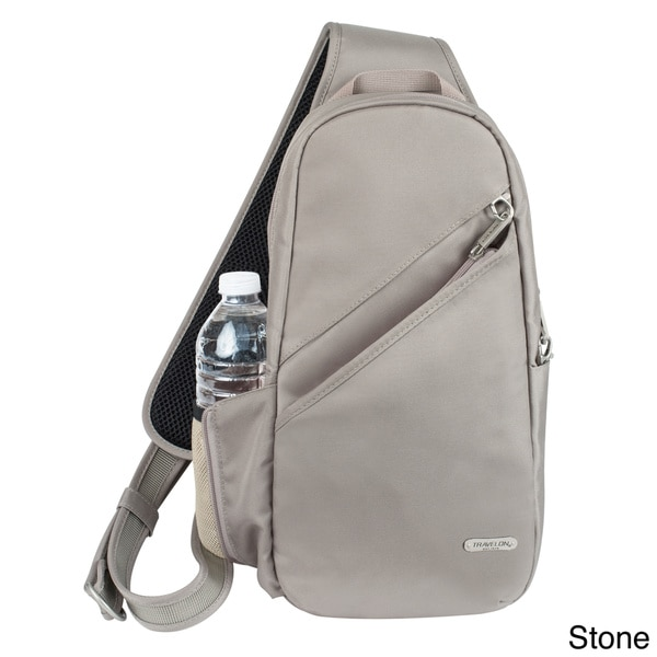 Travelon Anti-theft Classic Sling Bag - Free Shipping On Orders ...