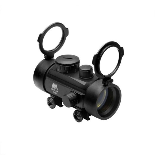 NcStar B-Style Red Dot Sight 1x30 Weaver Mount
